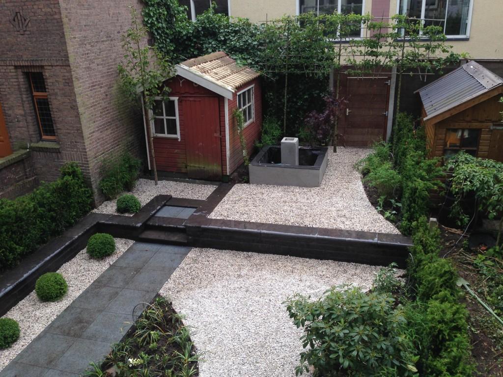 Keramische tegels keramische buitentegels leggen for Tuin aanleggen