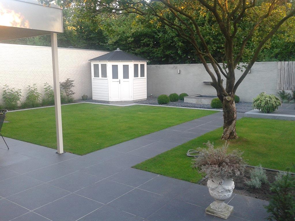 Keramische tegels keramische buitentegels leggen hank - Model van het terras ...