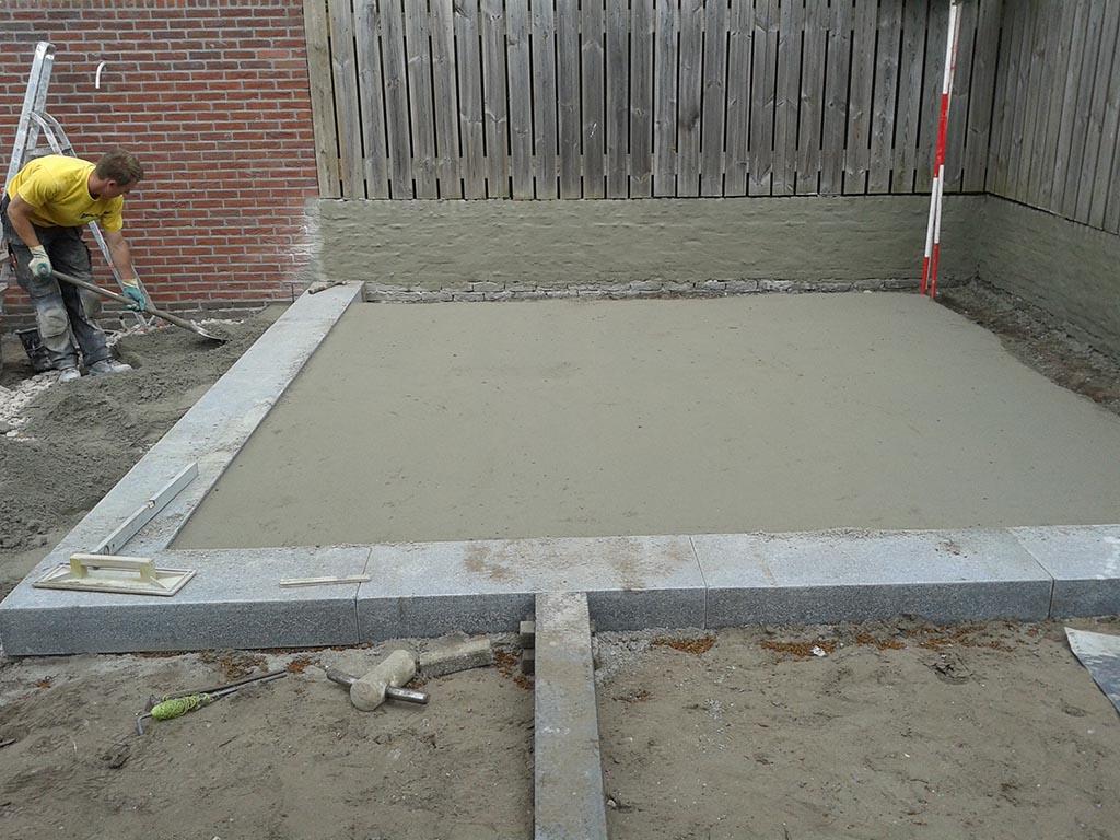 Tegels Leggen Tuin : Keramische tegels keramische buitentegels leggen hooglanderveen