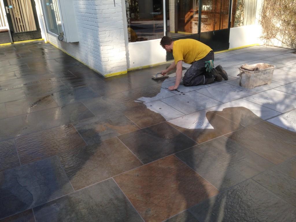 Vloer tegels bouwmaterialen dehands be