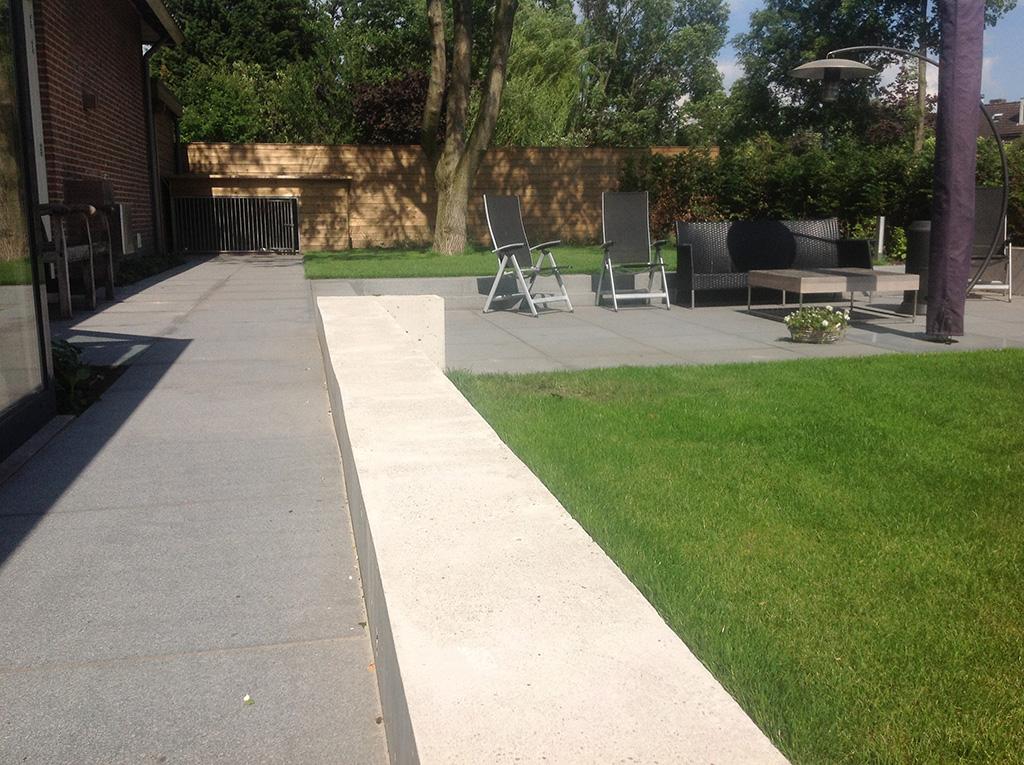 Keramische tegels tuin aanleg tilburg for Tuinen aanleggen foto s